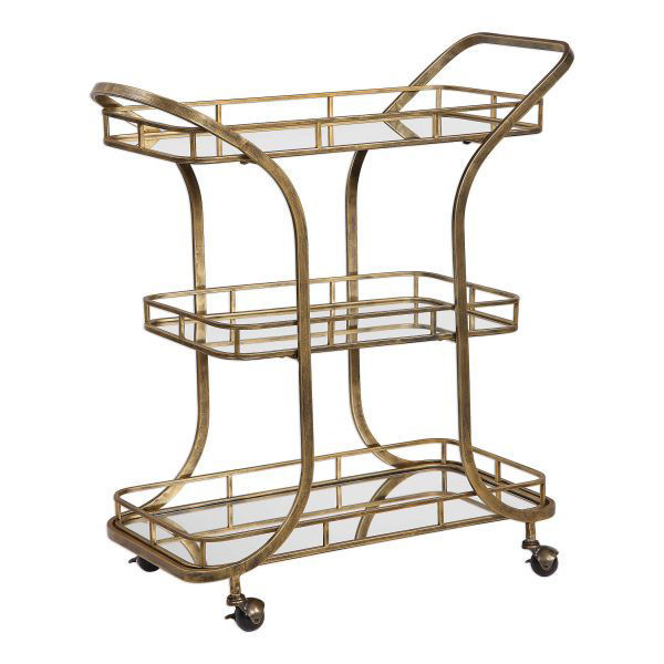 Picture of STASSI SERVING CART