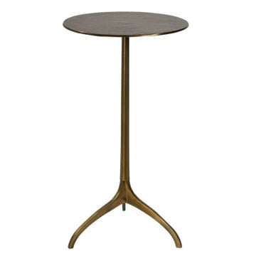 Picture of BEACON GOLD ACCENT TABLE