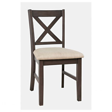 Picture of HOBSON X BACK CHAIR