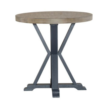 Picture of SUMMERVILLE ROUND END TABLE