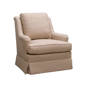 Picture of DUNDEE LOUNGE CHAIR