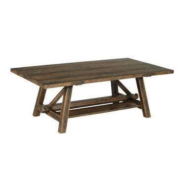 Picture of TAMARACK COCKTAIL TABLE